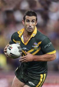 Andrew Johns Australia